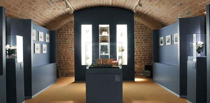 »Schauplatz vernünftiger Menschen …«, Kellergewölbe im Johannbau